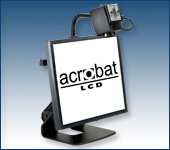 Acrobat LCD: Assistive Technology for Visually Impaired Students