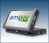 Amigo – Full Featured Portable Electronic Video Magnifier