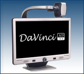 DaVinci – All-in-One HD Video Magnifier with Text-to-Speech