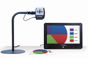 Portable Monitor For Low Vision Desktop Magnifier